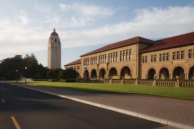 Classes at Stanford University, Palo Alto, CA